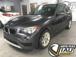 Used 2013 BMW X1 35i Xdrive- Premium for sale in Montréal, QC