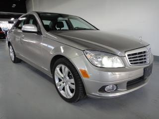 Used 2008 Mercedes-Benz C-Class  C300  MINT CONDITION LEATHER INTERIOR  for sale in North York, ON