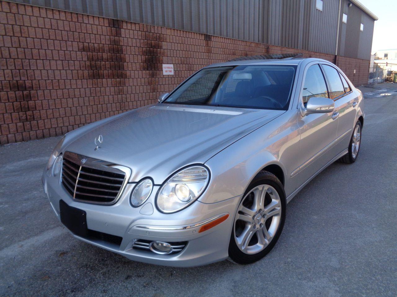 2007 Mercedes-Benz E-Class ***SOLD***