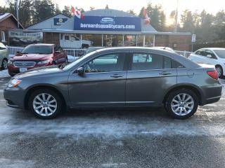 Used 2013 Chrysler 200 LX for sale in Flesherton, ON