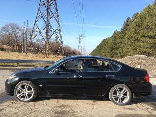 Used 2006 Infiniti M45 Sport for sale in Scarborough, ON