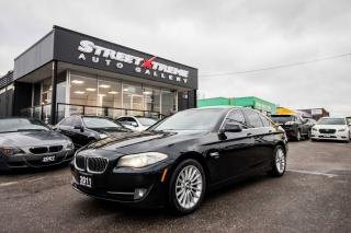 Used 2011 BMW 535xi xDrive l 300HP l BACK CAM l NAVI for sale in Markham, ON