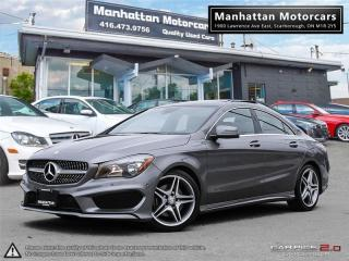 Used 2014 Mercedes-Benz CLA250 CLA 250 4MATIC AMG PKG |NAV|CAMERA|PANO|BSPOT for sale in Scarborough, ON