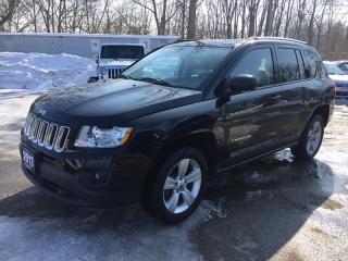 Used 2013 Jeep COMPASS NORTH EDITION * 4WD for sale in London, ON