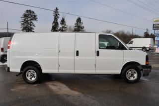 Used 2017 GMC Savana 2500 Extended Only 12.000 Kms for sale in Aurora, ON