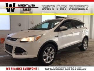 Used 2014 Ford Escape Titanium|SUNROOF|LEATHER|BACKUP CAMERA|104,128 KMS for sale in Cambridge, ON