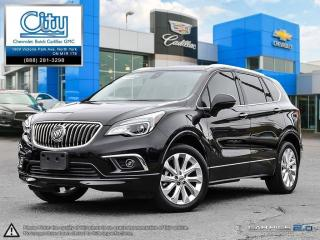 Used 2017 Buick Envision Premium II for sale in North York, ON