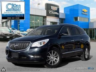 Used 2017 Buick Enclave Leather for sale in North York, ON