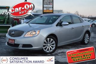 Used 2012 Buick Verano LEATHER A/C CRUISE ONSTAR ONLY 69,000 KM for sale in Ottawa, ON