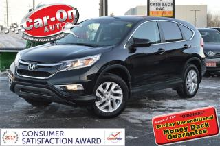 Used 2016 Honda CR-V SE AWD HTD SEATS CAM ALLOYS ONLY 23,000 KM for sale in Ottawa, ON