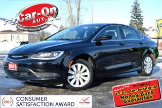 Used 2015 Chrysler 200 AUTO A/C CRUISE BLUETOOTH ONLY $89 B/W O.A.C for sale in Ottawa, ON