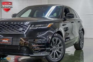Used 2018 Land Rover RANGE ROVER VELAR R-Dynamic -LEASE ONLY- for sale in Oakville, ON