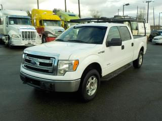 Used 2013 Ford F-150 XLT SuperCrew 6.5-ft. Bed 4WD EcoBoost for sale in Burnaby, BC