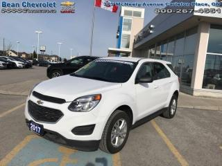 Used 2017 Chevrolet Equinox LS for sale in Carleton Place, ON
