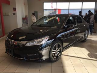 Used 2016 Honda Accord Sedan Touring SOLD for sale in Scarborough, ON
