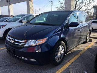 Used 2016 Honda Odyssey EX, one owner, clean carproof for sale in Scarborough, ON