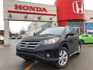 Used 2014 Honda CR-V EX, power roof, clean carproof report for sale in Toronto, ON