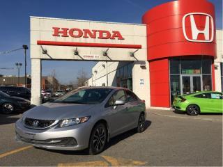 Used 2014 Honda Civic Sedan EX, excellent shape, clean carproof report for sale in Scarborough, ON