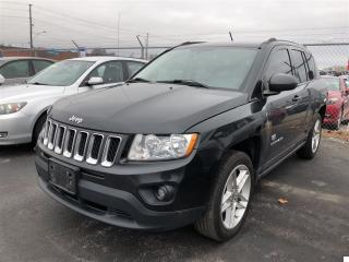Used 2011 Jeep Compass 70th Anniversary for sale in Burlington, ON