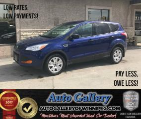 Used 2014 Ford Escape S for sale in Winnipeg, MB