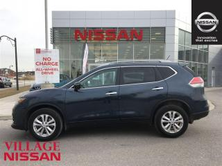 Used 2015 Nissan Rogue SV - Tech Package + Family Pac for sale in Unionville, ON
