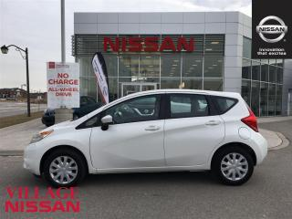 Used 2016 Nissan Versa Note SV for sale in Unionville, ON