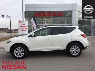 Used 2014 Nissan Murano SL - Financing from 1.9% for sale in Unionville, ON
