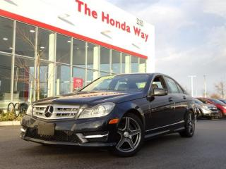 Used 2012 Mercedes-Benz C-Class 4MATIC C300 for sale in Abbotsford, BC