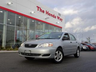 Used 2008 Toyota Corolla LE for sale in Abbotsford, BC