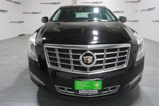 Used 2013 Cadillac XTS Luxury Collection| PANO ROOF| LEATHER| for sale in Burlington, ON