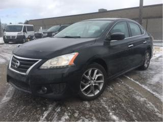 Used 2013 Nissan Sentra 1.8 SR BIG MAGS NISSAN LEASEBACK for sale in St Catharines, ON