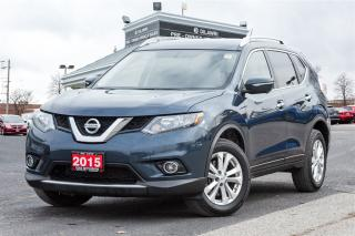 Used 2015 Nissan Rogue 7 PASS  NAVI  BLIS AWD MULTIVIEW  CLEAN CARPROOF   for sale in Mississauga, ON