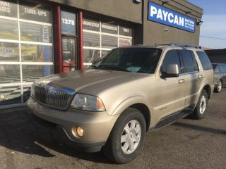 Used 2005 Lincoln Aviator for sale in Kitchener, ON