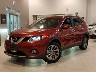 Used 2015 Nissan Rogue SL-AWD-NAVIGATION-LEATHER-PANO ROOF-CAMERA-ONLY 49 for sale in York, ON