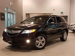Used 2015 Acura RDX AWD-BACK UP CAMERA-LEATHER-SUNROOF for sale in York, ON