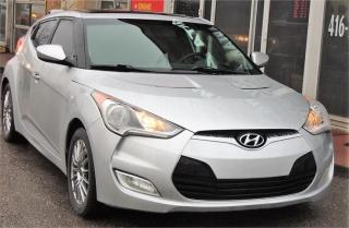 Used 2012 Hyundai Veloster w/Tech for sale in Etobicoke, ON