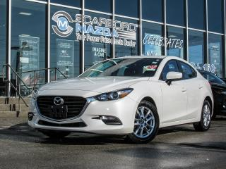 Used 2017 Mazda MAZDA3 GS/ MAZDA WARRANTY UNTIL 2024/ FINANCE 0% for sale in Scarborough, ON