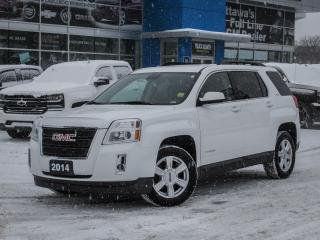Used 2014 GMC Terrain SLE2, HEATED SEATS, REAR VISION CAMERA, WINTERS AND SUMMERS for sale in Ottawa, ON