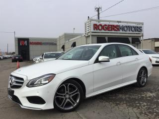 Used 2014 Mercedes-Benz E300 4MATIC - NAVI - 360 CAMERA - SUNROOF for sale in Oakville, ON