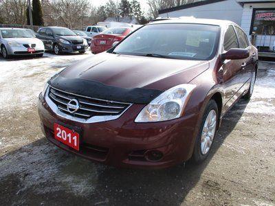 2011 Nissan Altima Broadway Auto Sales Uxbridge