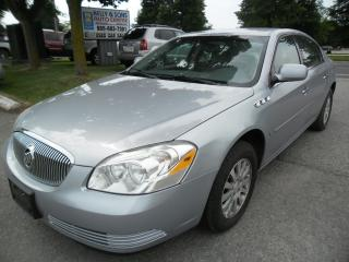 Used 2006 Buick Lucerne CX  Clean NO ACCIDENTS + FREE 6Month Warranty for sale in Ajax, ON
