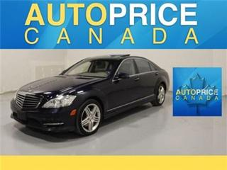 Used 2013 Mercedes-Benz S-Class S550 LWB AMG WHEELS AND MORE for sale in Mississauga, ON