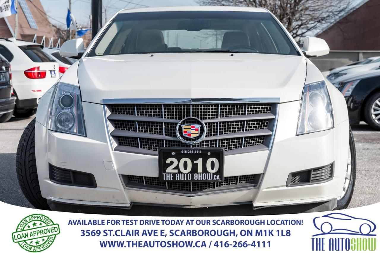 Cadillac Cts Used Cars For Sale In Ontario