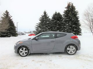 Used 2012 Hyundai Veloster 1 Owner for sale in Thornton, ON