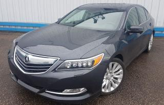 Used 2014 Acura RLX Elite Pkg *NAVIGATION* for sale in Kitchener, ON