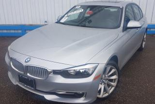 Used 2013 BMW 320i xDrive AWD *LEATHER-SUNROOF* for sale in Kitchener, ON