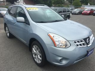 Used 2011 Nissan Rogue SV, AWD for sale in St Catharines, ON