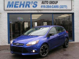 Used 2014 Ford Focus SE LOADED NO ACCIDENT ALL ORIG. SYNC FOG LITE for sale in Scarborough, ON