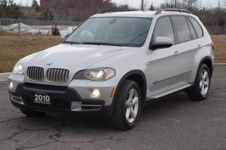 Used 2010 BMW X5 35D Navigation Sports Pkg Mint Inside Out! for sale in North York, ON