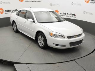 Used 2013 Chevrolet Impala LS for sale in Red Deer, AB